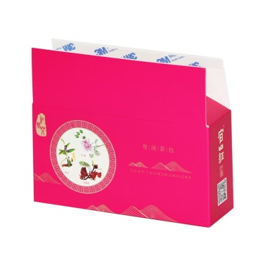 Folding Heathle Care Products Packaging Paper Gift Boxes
