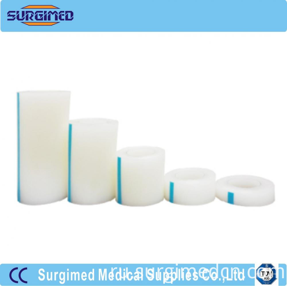 Medical Material High Polymer Transparent Pe Tape