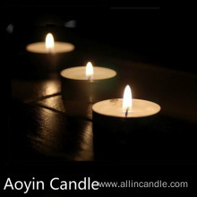 Wholesale paraffin wax tealight candle tea light candles