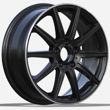 Mercedes Benz Replica Wheel 18 Inch 5X112 Black