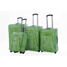 Hot Sale PU Carry On Rolling Luggage Bag