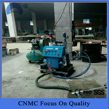 2-12kg / min Pu Polyurethane Suction Machine Foam