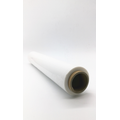 White Stretch film roll for pallet wrapping