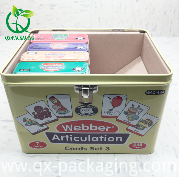 box for kids cards