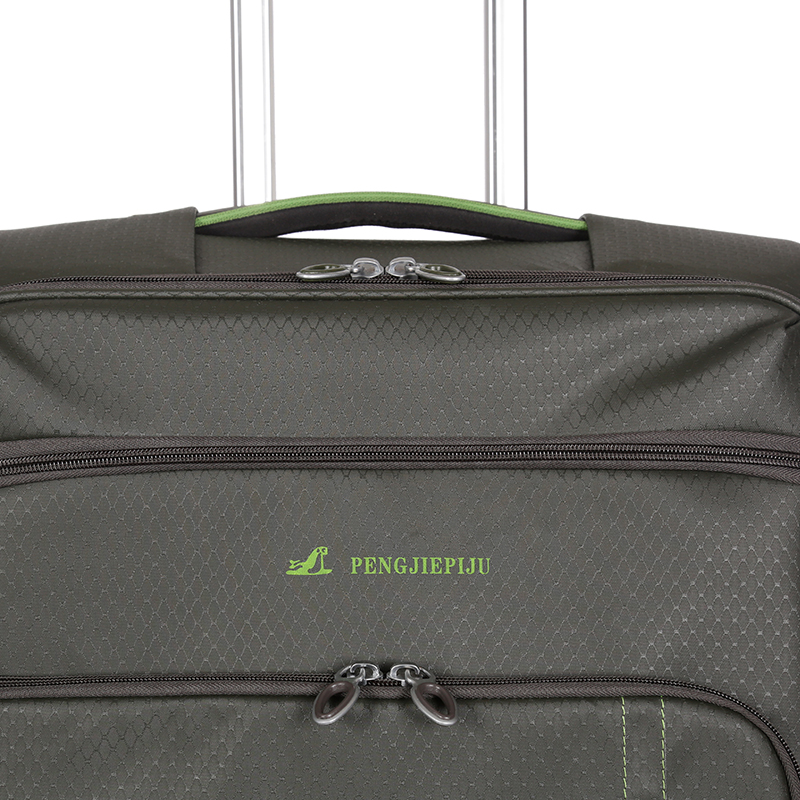 Fabric Polyester Suitcase Luggage