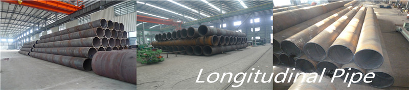 straight welded longitudinal steel welding pipe