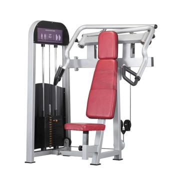 High Efficiency Factory for Gym Fitness Equipment Affordable Gym Fitness Machine Incline Chest Press export to India Exporter
