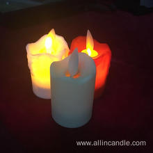 Wholesale Flameless candle flickering led candle