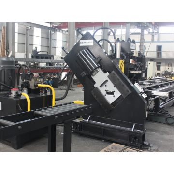 CNC Punching And Cutting Machine for Channel Steel