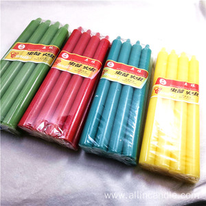 Party Favors Gifts Colorful Stick Candle