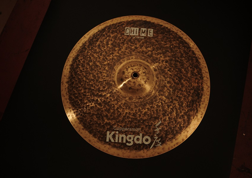Chinese B20 Crash Cymbals