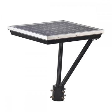 led post top solar light 25W