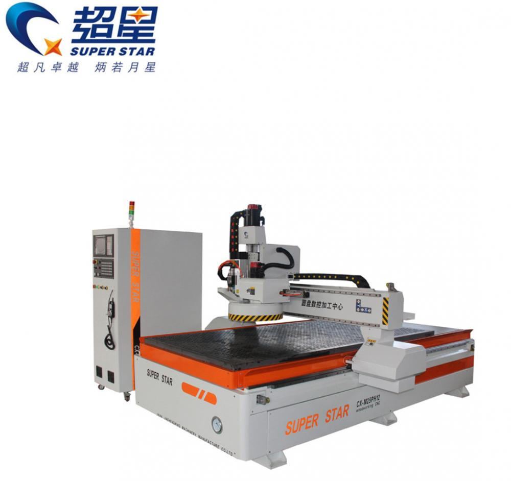 Furniture cutting machine cnc router