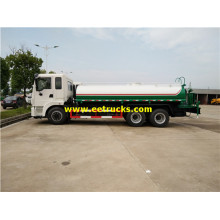 15m3 240hp Clean Water Tanker Trucks
