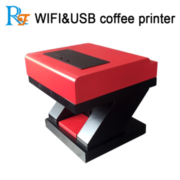 TUSI LE COFFEE COOKIE FOOD Mamanu Digital Coffe Printer