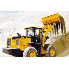 SEM639B 3ton mini wheel loader for agricultural