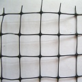 plastic stretched square mesh deer fencing
