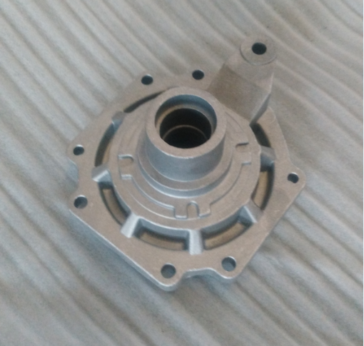 Aluminum Casting Parts with Drawing Process