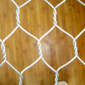 "Galvanized Hexagonal Poultry Net 2"" Hole"