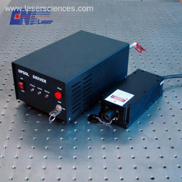 656.5nm Single Longitude Red Laser