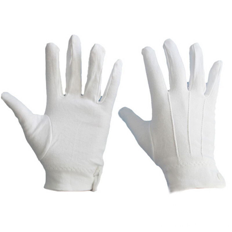 Cotton Gloves Marching Band