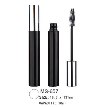 Round Empty Cosmetic Mascara Tube