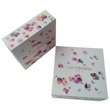 Beautiful Custom Cardboard Folding Gift Paper Box