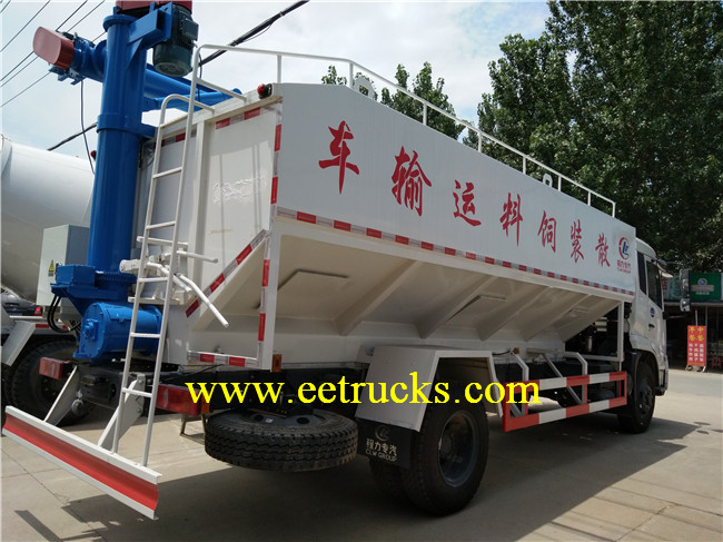 12 CBM Dry Bulk Cement Trucks