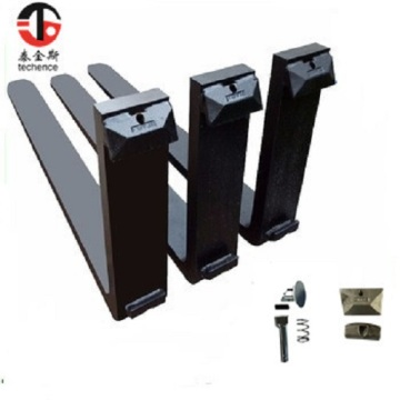 42CrMo 16ton capacity shaft mount/pin type/OEM foklift lifting parts with high quality