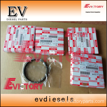 ISUZU engine parts piston 4LE2 piston ring