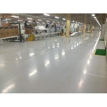 Factory building Non slip floor paint