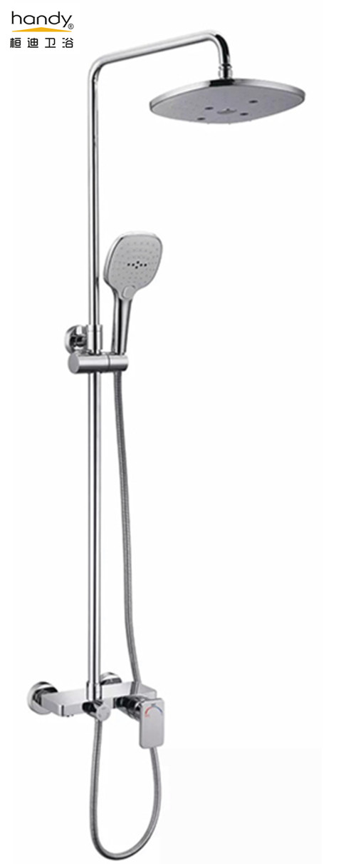 Thermostatic Brass Chrome Shower  Mixer