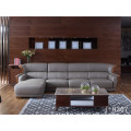 Comfy Modern Leather Sectional