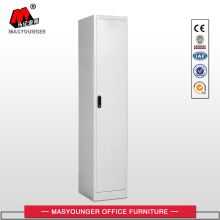 White Single Tier Door Metal Lockers