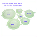 FDA Silicone Stretch Lids Silicone Lid Sets
