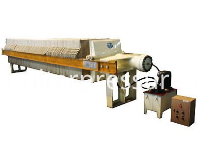 Food Beverage Cast Iron Filter Press