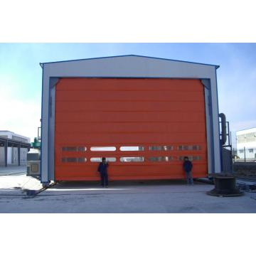 Automatic High Speed Fold-up Door
