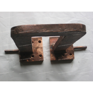 Copper Casting And Machining Welded Metal Parts