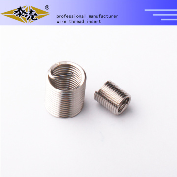 stainless steel helical thread inserts