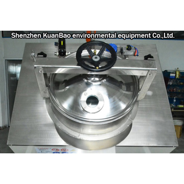Best quality Low price for Dichloromethane Recycling Machine Auto solvent Recovery Machine supply to Norway Factory
