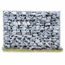 Gabion Retaining Wall for Water Conservation or Protection