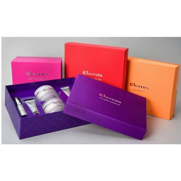 Luxury Two Pieces Cardboard Box for Cosmetics Packaging
