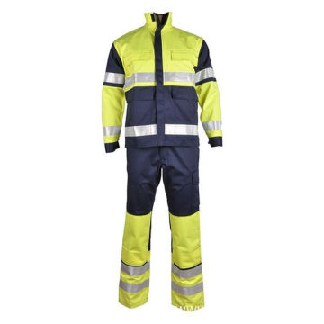 Safety Clothing Aramid Fire Retardant Suit Coverall