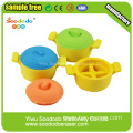 Pressure Cooker Shaped Eraser ,tool erasers Seller