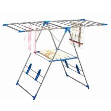 OEM for Folding Clothes Dryer Stainless Steel Cloth Dryer Stand supply to Armenia Manufacturer