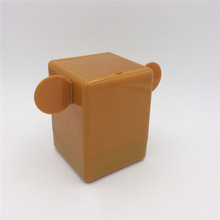 desktop garbage can plastic box lid