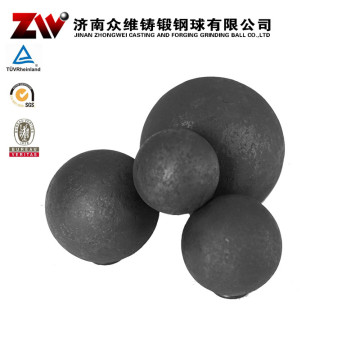 150mm forged grinding balls
