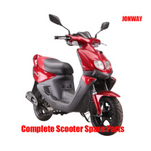 Jonway YY50QT-22 Complete Scooter Spare Parts Original Spare Parts