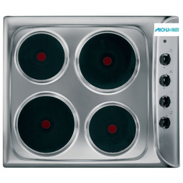 Four Ring Electric Hob 4 Burner