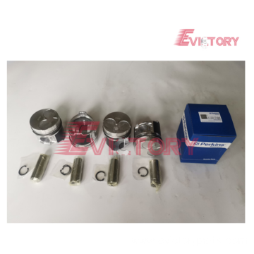 PERKINS excavator engine 804C piston kit